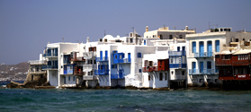 Package to Paros and Mykonos