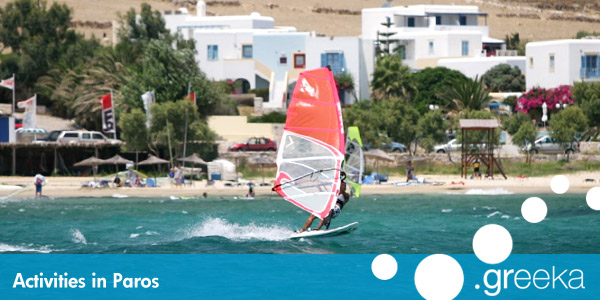 Paros Things to do