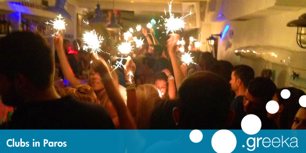 Best 7 Clubs In Paros Island Greeka Com
