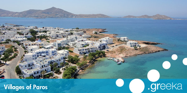 Discover 11 Villages In Paros Island Greeka Com