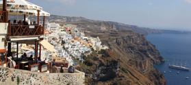 Caldera village of Fira