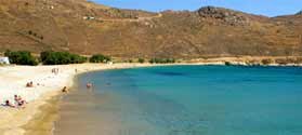 Discover Serifos beaches