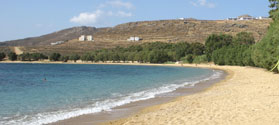Lovely beach of Livadaki
