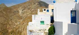 Discover Serifos villages