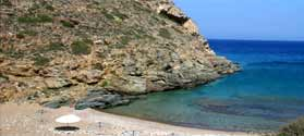 Discover Sikinos beaches