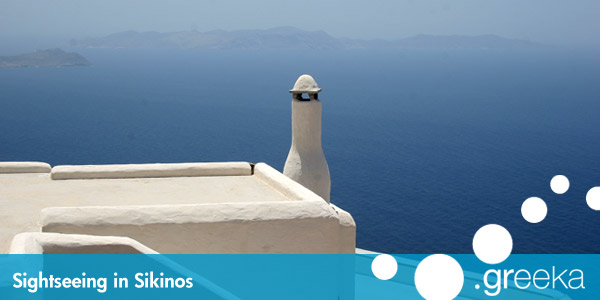 Sikinos sightseeing