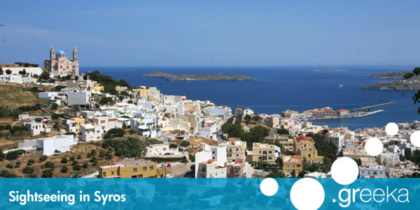 Syros sightseeing
