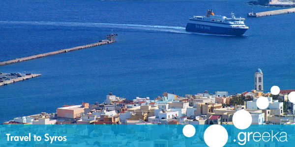 Syros travel