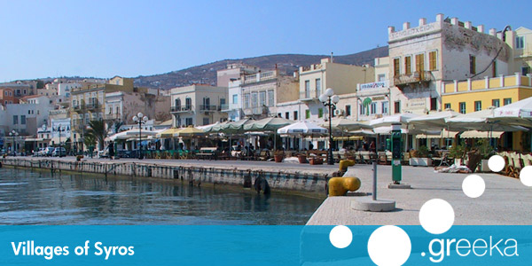 Car Payments >> Discover 10 villages in Syros island - Greeka.com