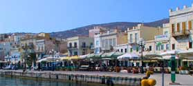 Discover Syros villages