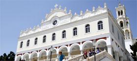 Tinos island: Travel guide, Holiday planner - Greeka.com