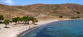 Discover Astypalea beaches