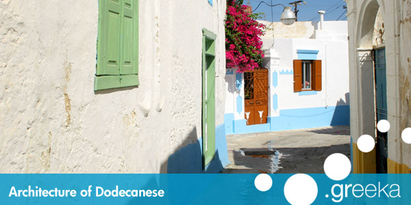 Dodecanese architecture