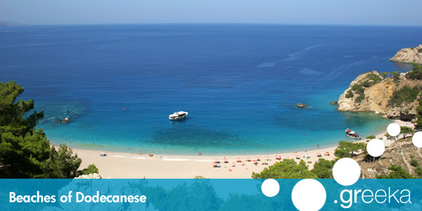 Dodecanese beaches