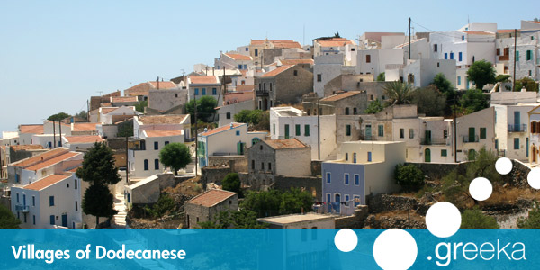Dodecanese villages