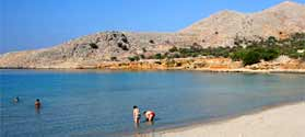 Discover Halki beaches