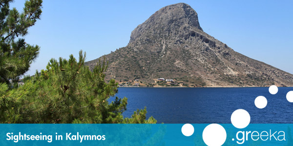 Kalymnos sightseeing