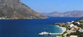Discover Kalymnos villages