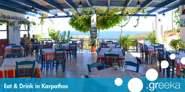 Eat and Drink in Karpathos