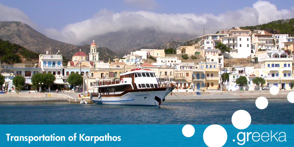 Karpathos transportation