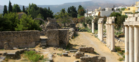 Interesting site of Ancient Agora