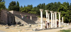 Ancient Sanctuary of Asklepios