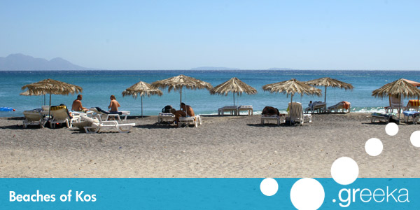 Best 21 Beaches in Kos island - Greeka.com