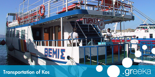 Transportation in Kos island - Greeka com