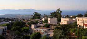 Discover Kos villages