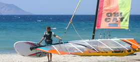 Windsurfing centres in Kos