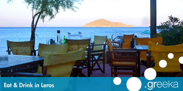 Eat and Drink in Leros