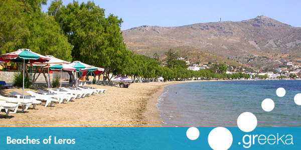 Best 9 Beaches in Leros island Greekacom