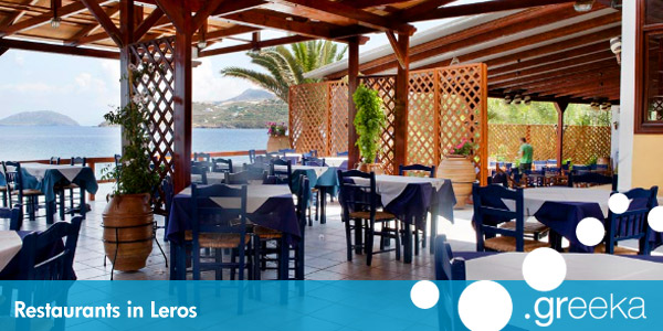 Leros restaurants