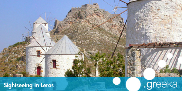 18 Sightseeing in Leros island Greekacom