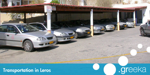 Leros transportation