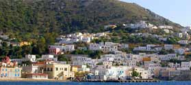 Discover Leros villages