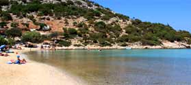 Discover Lipsi beaches