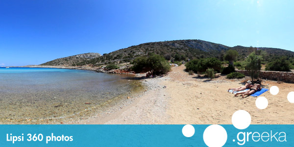 360 picture of Lipsi, Greece