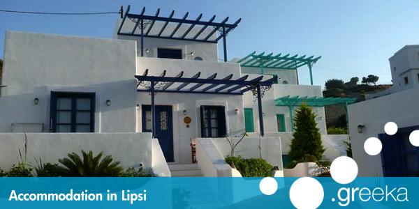 Hotels In Lipsi Island Greeka Com