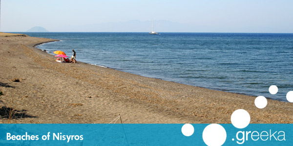 Nisyros beaches