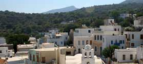 Discover Nisyros villages