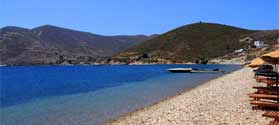 Discover Patmos beaches
