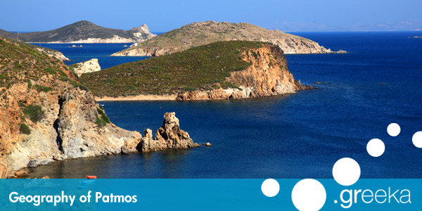 Patmos Geography