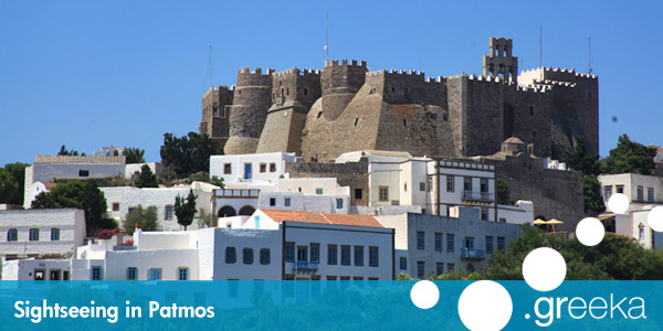 Patmos sightseeing