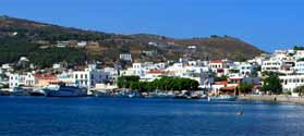 Discover Patmos villages