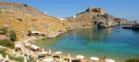Discover Rhodes beaches