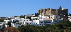 Trip to Rhodes and Patmos