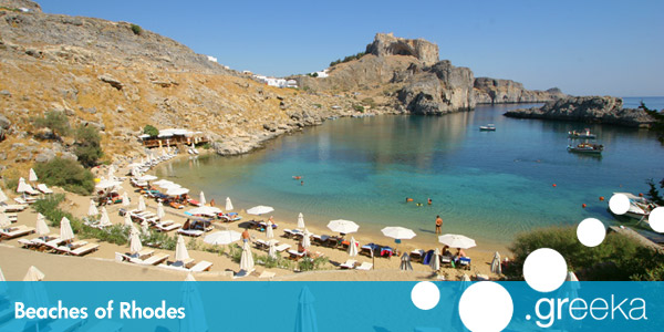 Best 42 Beaches in Rhodes island Greekacom