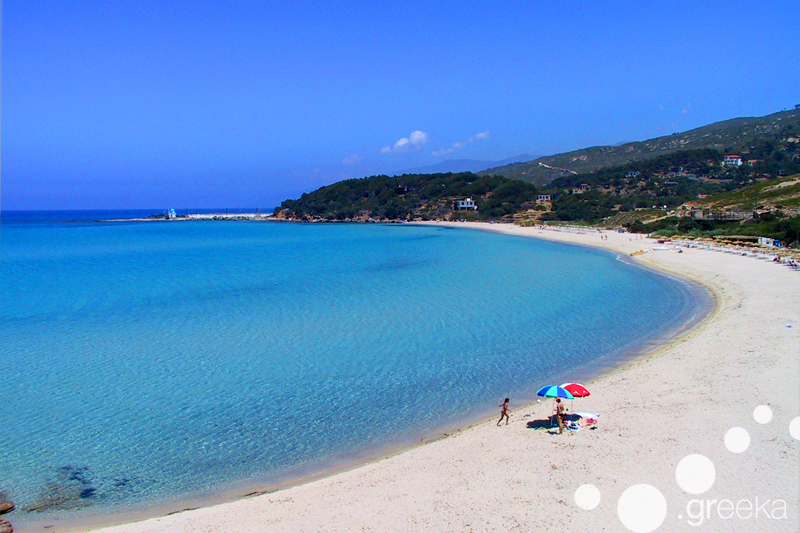 Ikaria Messakti Beach