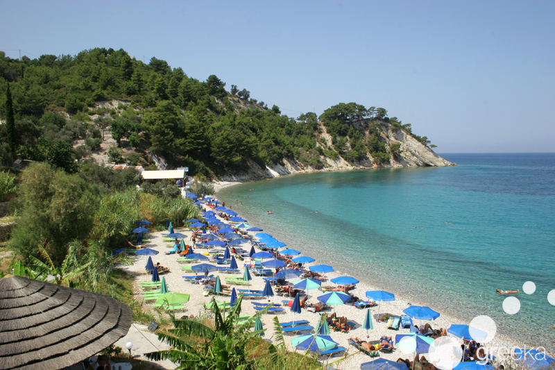 Samos Lemonakia Beach